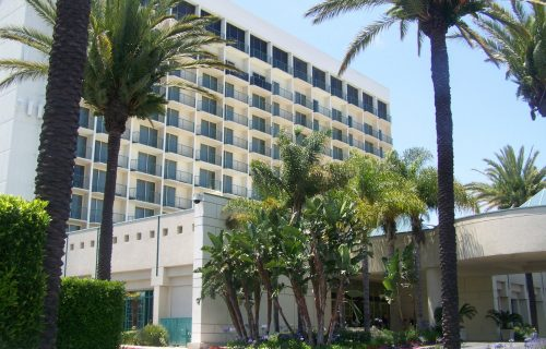 DoubleTree by Hilton Torrance/South Bay Hotel