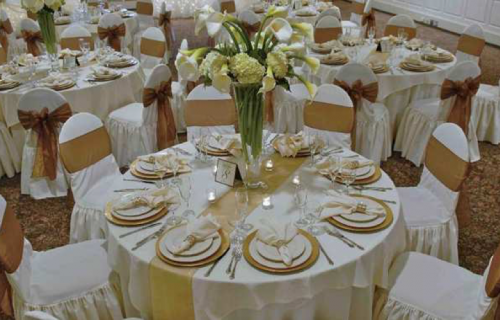 Host Your Party or Conference Without the Cleanup