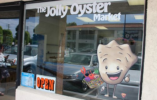 The Jolly Oyster Market