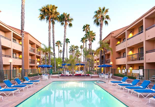 Courtyard Los Angeles Torrance Palos Verdes Discover
