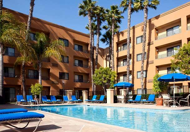 The Atrium Hotel Irvine Ca