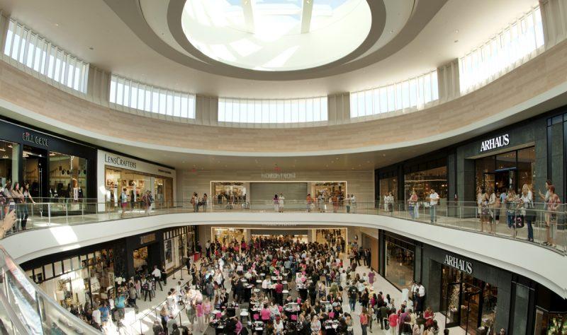 Del Amo Fashion Center - Discover Torrance Del Amo Fashion Center Map on