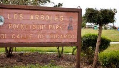 """Los Arboles """"Rocketship"""" Park"""