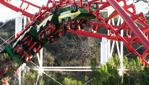 Discover Six Flags Magic Mountain