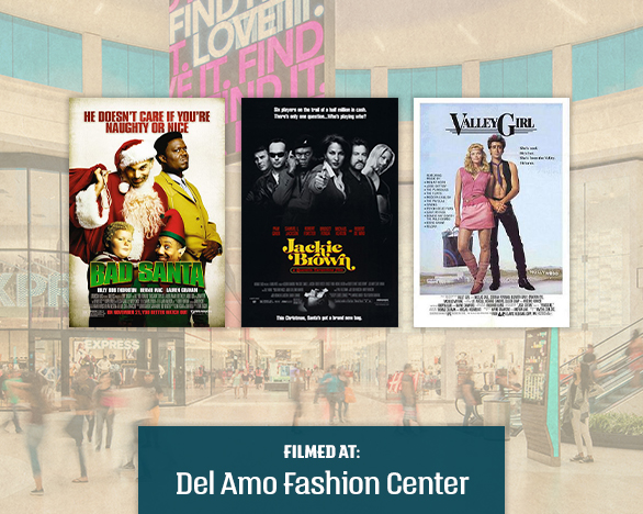 Filmed at: Del Amo Fashion Center